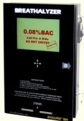 The BOOZELATOR 3001  -Breathalyzer Vending Machine!