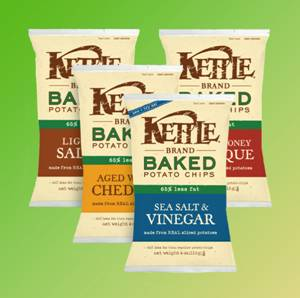 Ketle Brand Baked Potato Chips