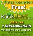 The #1 Vending Machine Locator USA!
