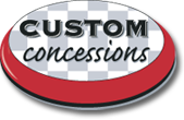 Custom Concession Trailers! Concession trailer for sale!