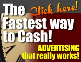 Advertise your company click here for great coverage & low rates!