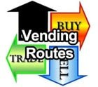Buy or Sell Vending Machine Routes - Post your Route for sale ad or Micro Market Route here!