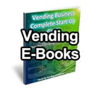 Vending Start up Ebooks