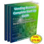 The Vending Stat up Ebook