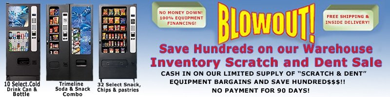 Factory Direct Blowout Sale!