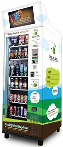Human Healthy Vending Machine- Healthy Micro Marekets