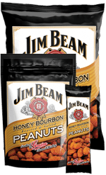 Jim Beam Nut Snacks