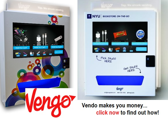 top vending machine companies