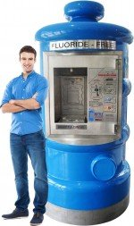 BIG PROFITS WITH BIG BOTTLE Water Vending Machine!