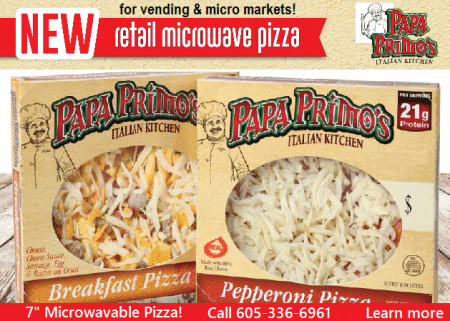 Microwave 7 inch Pizza