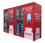 Mega Easy Dual GMC Vending Machine