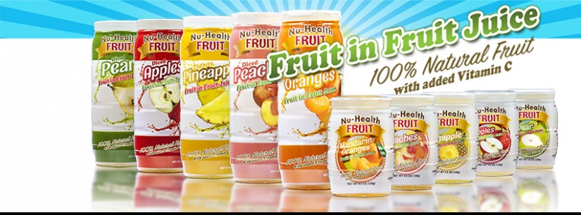 NUHealthy Fruit Family Healthy Snacks