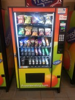 dallas vending machine companies