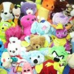 Wholesale plush licensed prepack