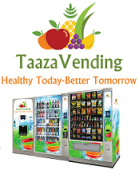 Taaza Healthy Vending New Jersey