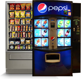 A vending machine business can be an ideal business opportunity