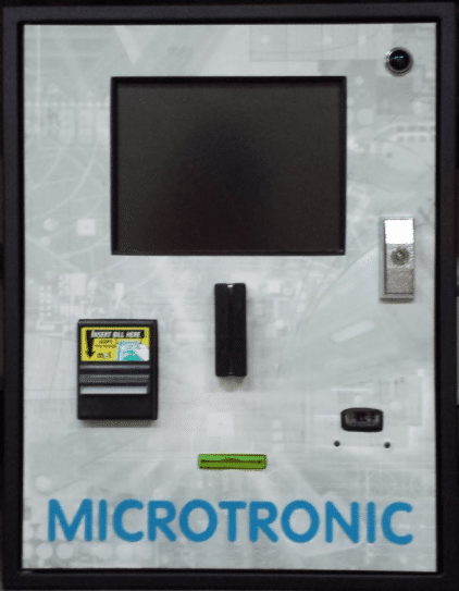 microtronic-technology=for=vending=machines