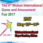 China (Wuhan) International Game and Amusement Fair (GAF2017)