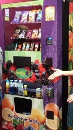 healthier way vending machines route for sale!