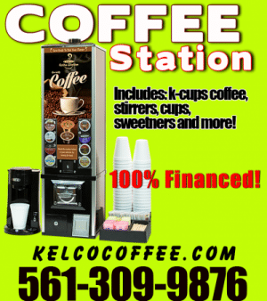 KELco Coffee Stations