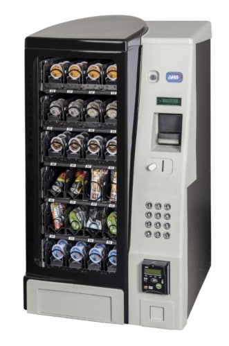 microvend countertop vending machine