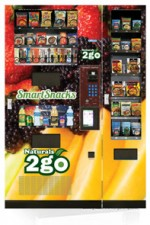 naturals-2go Healthy Vending Machines