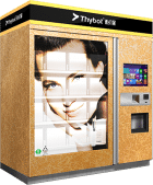 Thybot Smart Robotic Vending Machines