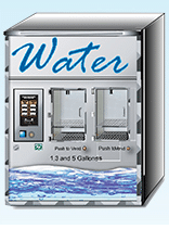 ESD-Water-vending-machines