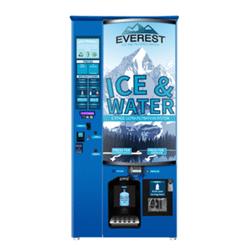 Everest Ice & Water Vending Machines