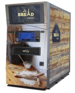 Le Bread Express Vending Machine