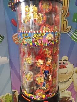 Tubz Brands Candy Crush Vending