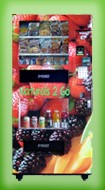 Naturals 2 Go vending machine route