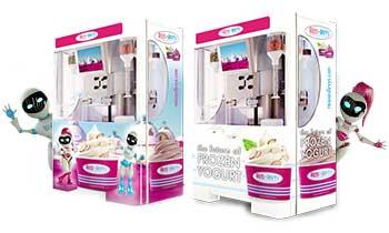 Foryo Frozen Yogurt Vending Machines