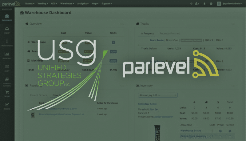 Parlevel Systems USG