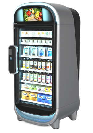 Vicky Automated Vending Machine