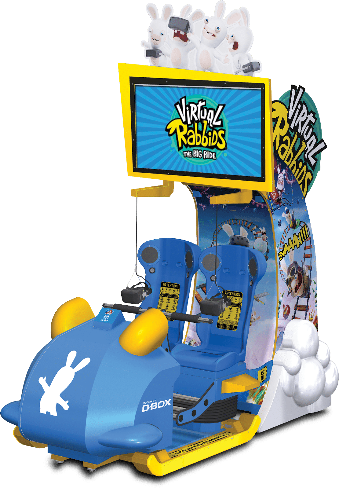 LAI Games Virtual Rabbids