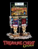 Charity Treasure Chest Vending