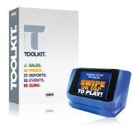 TOOLKIT and smartTouch Swipe reader