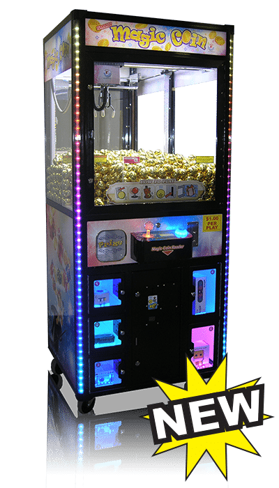 Magic Coin Amusement Game