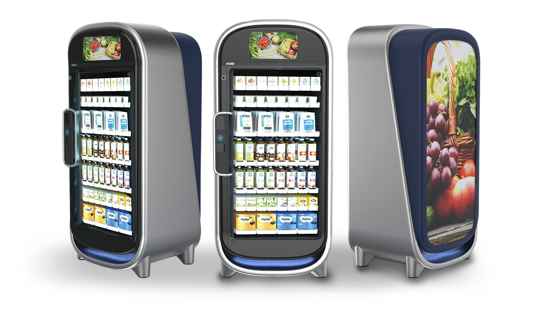 ViaTouch Vending Machines
