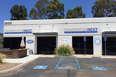 Generation Next Franchise Brands