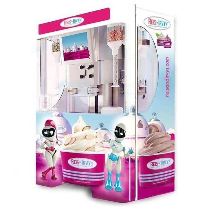 reis-irvys frozen yogurt