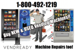 VendReady New & Used Vending Machines for sale