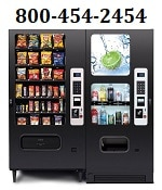 New Vending Machines!