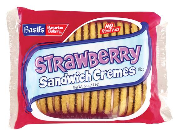 Strawberry Cremes