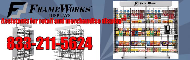 FrameWorks Micro Market Displays