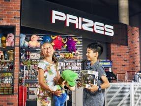 Kids, prizes!