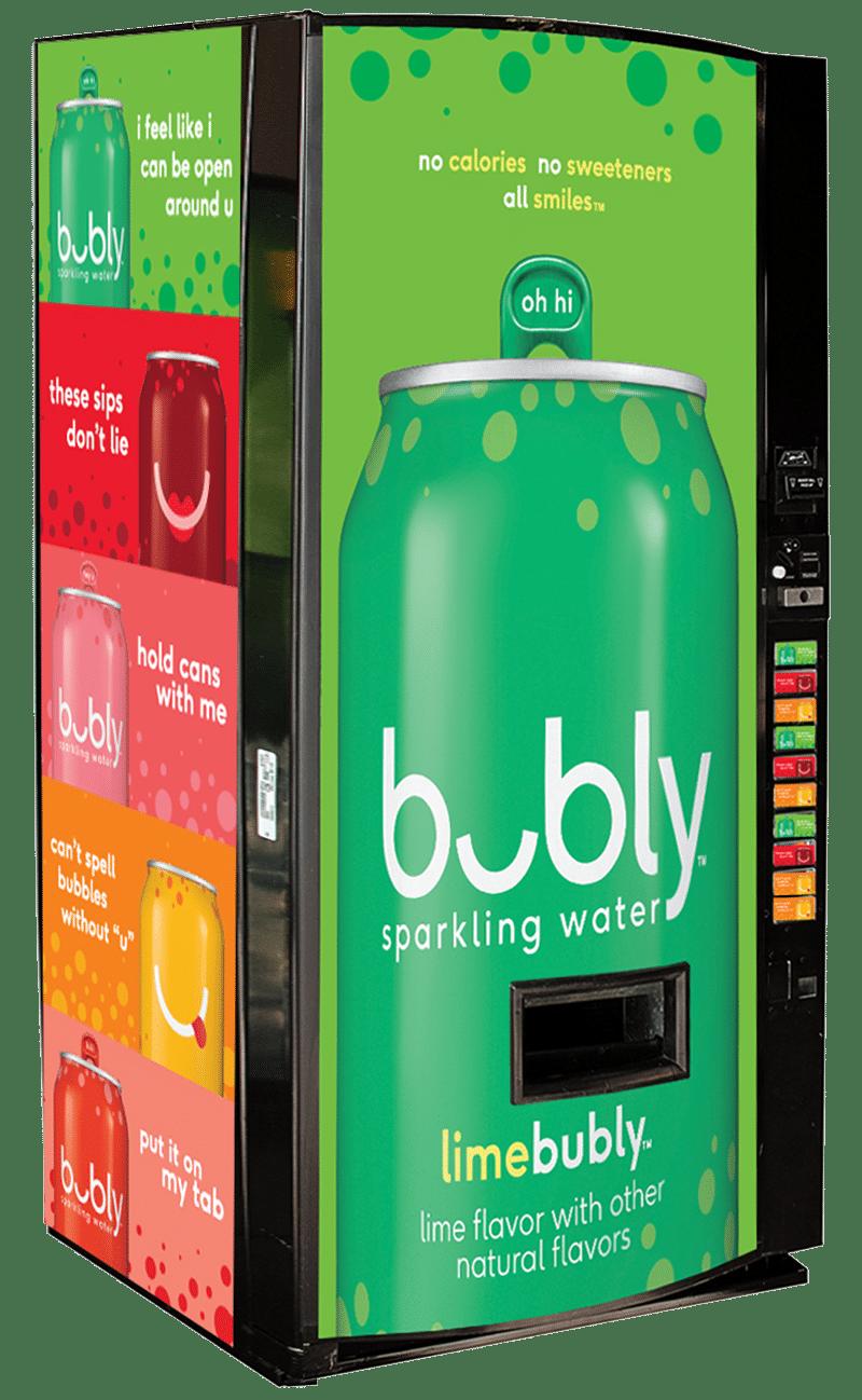 bubly Vending