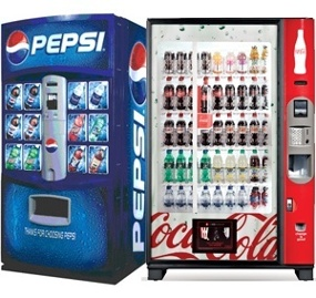 Vending Machine Route Michigan
