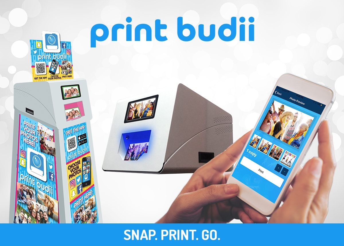 Print Budii from Apple Industries